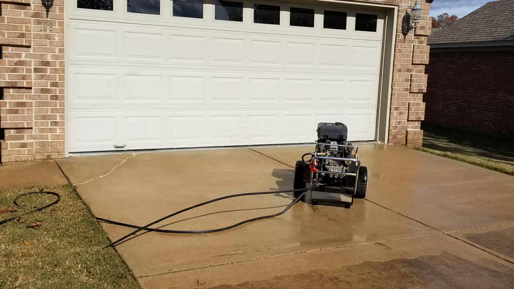 We offer comprehensive house washing services